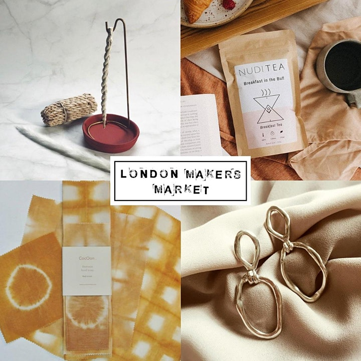 London Makers Market at the Old Royal Naval College image