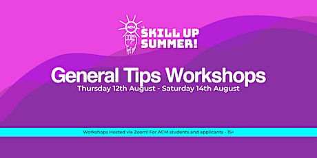 Skill Up Summer: Soundracks for Different Zones tickets