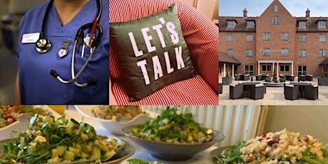 MENOPAUSE WELLNESS Medical Workshop - Lunch & Learn, Cambridge Belfry Hotel tickets