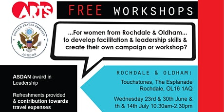 Community Concept: GM Women's Project (Rochdale/Oldham) tickets