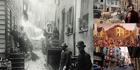 'Five Points, NYC's Most Notorious 19th-Century Slum' Webinar tickets