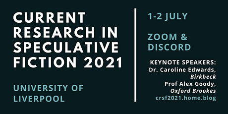 CRSF 2021 10th Anniversary Conference - Speculative Futures & Survival tickets