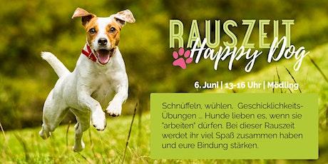Happy Dog RAUSZEIT Tickets