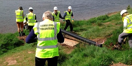The role of Ramblers members in protecting and maintaining our paths tickets