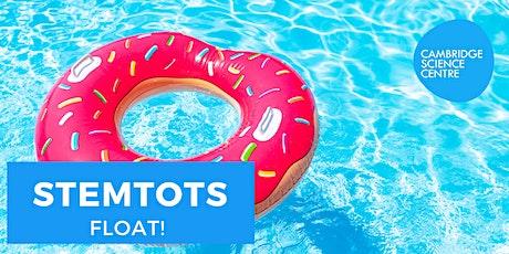 STEMtots - Float tickets