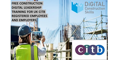 Become a Digital Construction Champion (Digital Champion Day 3) tickets