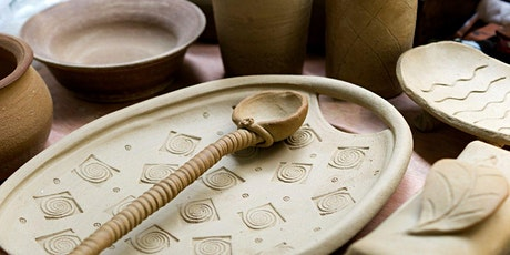 Pottery for All tickets