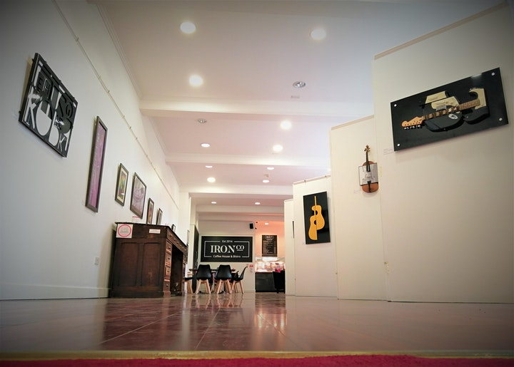 """10 Year Anniversary of The Heritage Gallery & """"Instrumental Art"""" Exhibition image"""