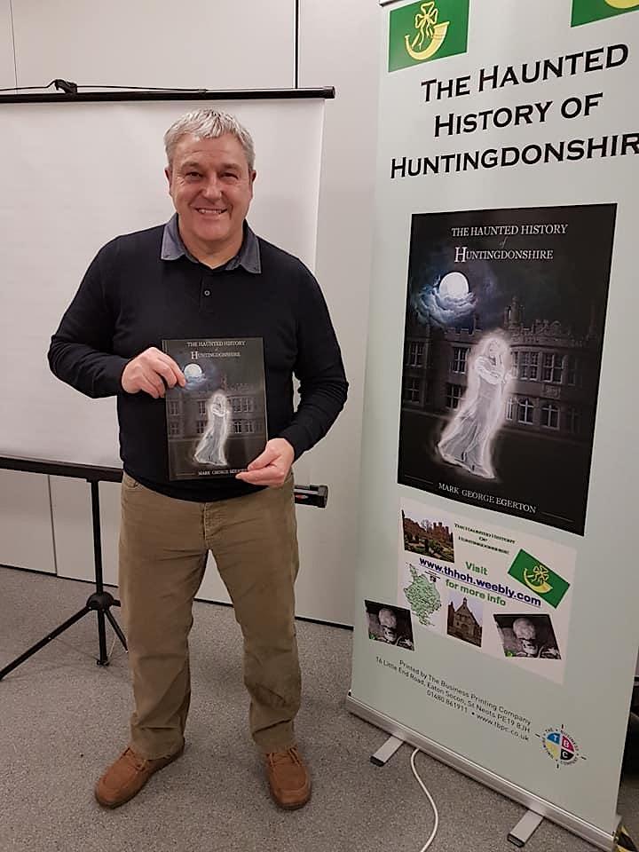 Arts Alive - Haunted History of Huntingdonshire with Mark Egerton image