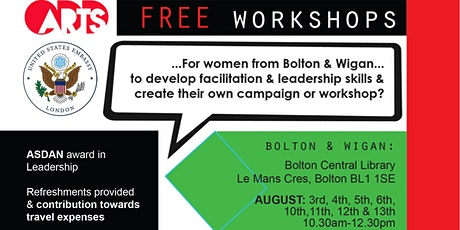 Community Concept: GM Women's Project (Bolton/Wigan) tickets