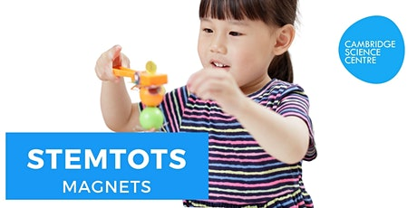 STEMtots - Magnets and Movement tickets