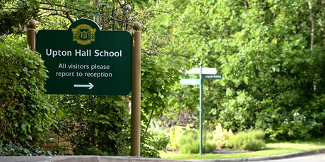 Upton Hall School FCJ Open Evening tickets