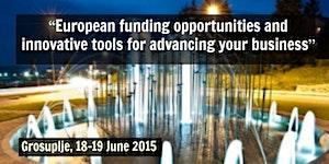 Become an Entrepreneur 2.0 - EU funding opportunities...