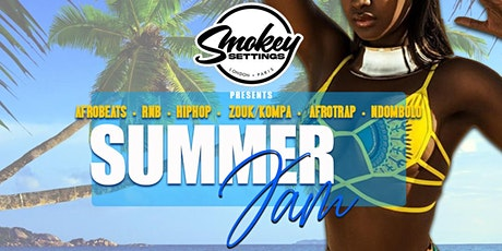 Summer Jam 2021 tickets