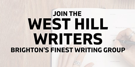 West Hill Writing Group –Summer 2021 tickets