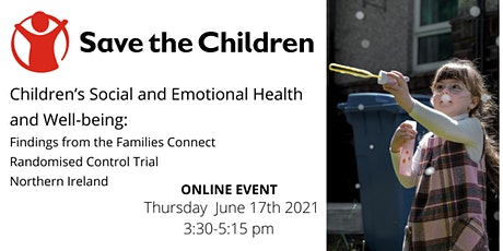 Children's Social and Emotional Health and Well-being tickets