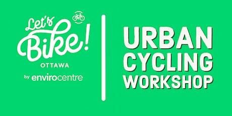 Urban Cycling with Councillor Brockington tickets