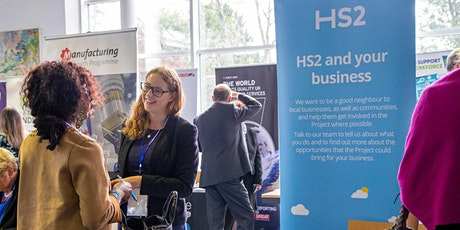 HS2 and your business: Working with regional business organisations tickets