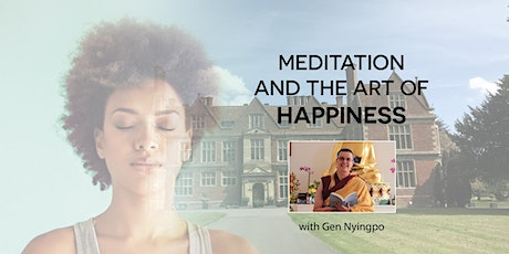 Newbury - Meditation and the Art of Happiness tickets