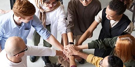 Medskapande organisationer - Vilka effekter får vi? Hur uppnår vi dem? tickets