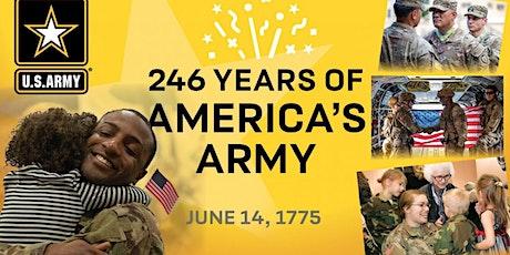Army Birthday Party tickets
