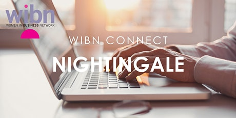 Nightingale WIBN Connect August Online Networking Event tickets
