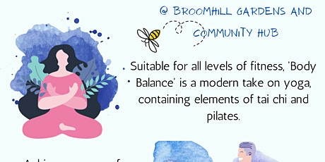 Body Balance with IAMH tickets
