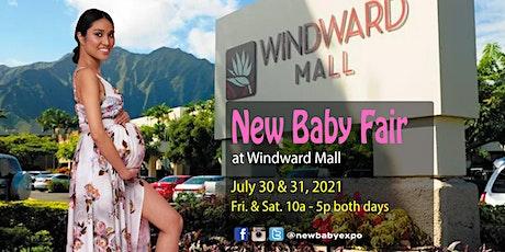 New Baby Fair at Windward Mall tickets