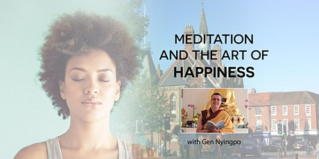 Wokingham - Meditation and the Art of Happiness tickets