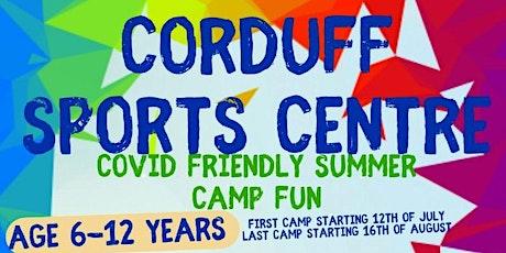 Corduff Sports Centre Fun Football Camp 6-9yrs tickets