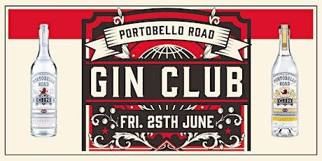 Gin Club Event - with Portobello RD tickets