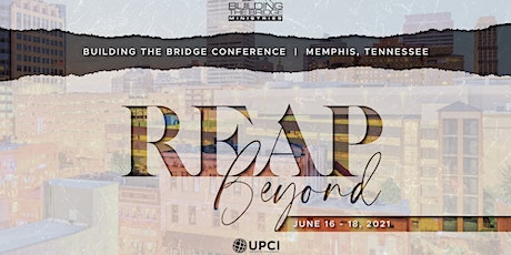 BTB Annual Conference Registration for Members of GraceLife, Memphis, TN tickets
