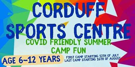Corduff Sports Centre Mixed Sports Games 10-12yrs tickets
