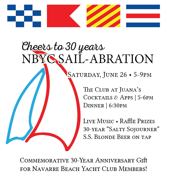 NBYC 30th Anniversary Party image