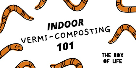 Introduction to indoor vermicomposting (Canada) tickets