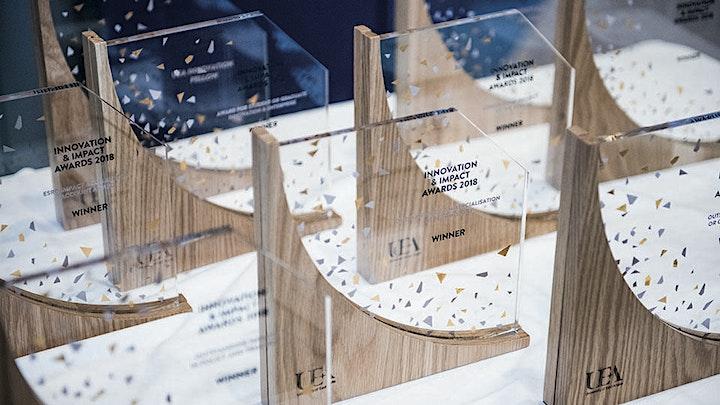 Innovation and Impact Awards 2021 image