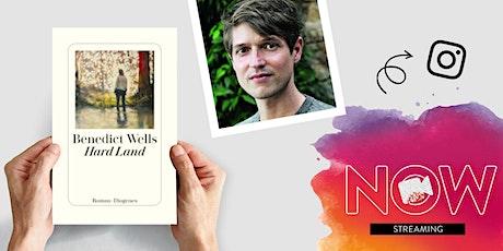 "NOW: Benedict Wells ""Hard Land"" Tickets"