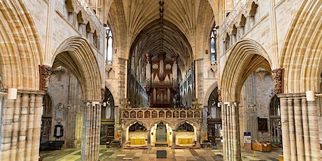 Exeter Cathedral Admission Tickets June 2021 tickets