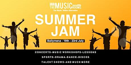 Summer Jam Ballymena 2021 tickets