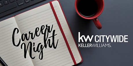 KW Citywide Career Night tickets