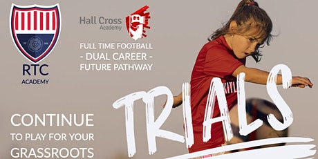 Girls Academy Trials U10 & U12 tickets