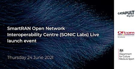 SmartRan Open Network Interoperability Centre Live webinar tickets