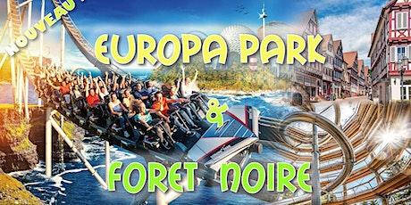 Week-end EuropaPark & Forêt Noire 2021 billets