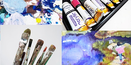 """""""Acrylic Painting Workshops"""" with Sheila Chapman Art tickets"""
