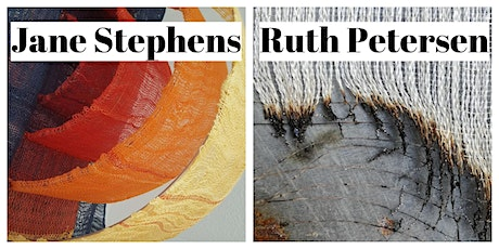 The Loom Shed Textile Graduate Day - Jane Stephens and Ruth Petersen tickets