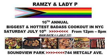 Ramzy- Lady P Cookout DJ Frankie Paradise Dj Cee Cee tickets