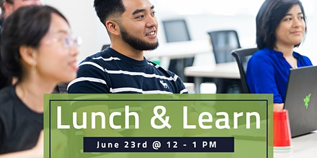 Codeup | Lunch & Learn tickets