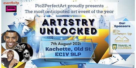 Pic2Perfect Art Presents: ARTISTRY UNLOCKED tickets