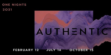 2021 Authentic Women's One Nights tickets