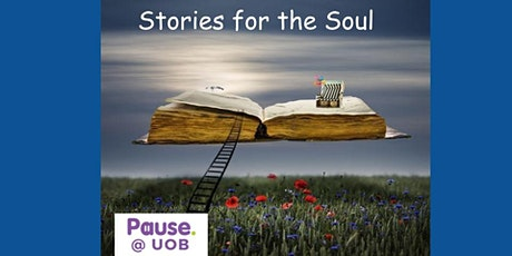 Stories for the Soul: Reading for  Wellbeing with Pause UoB tickets